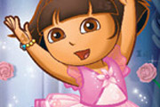 game Dora Numbers Adventure