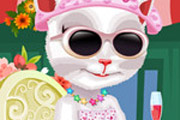 game Dress Up Talking Angela