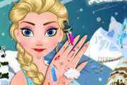 game Elsa Nails Heal & Spa