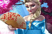 game Elsa Time Travel Japan