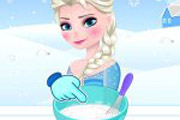game Elsa's Frozen Dessert Trifle