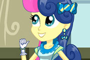 game Equestria Girls Bon Bon Dress Up