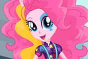 game Equestria Girls Fashionista Pinkie Pie
