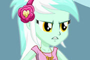 game Equestria Girls Lyra Heartstring Dress Up