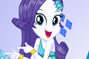 game Equestria Girls Miss Generosity Rarity