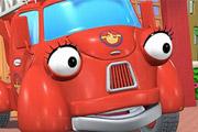 game Fiona Fire Engine Puzzle
