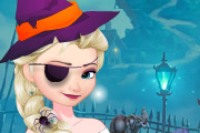 game Frozen Hidden Halloween