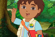 game Go Diego Go - Diego's African Off Road Rescue
