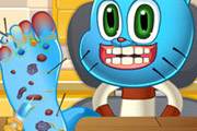 game Gumball Foot Doctor