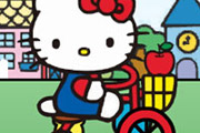 game Hello Kitty City Ride