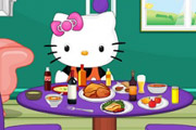 game Hello Kitty Thanksgiving Party Decor
