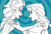 game Hermanas Elsa y Anna