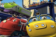 game Hidden Numbers in Chuggington