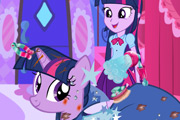 game Messy Twilight Sparkle