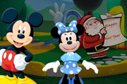 game Mickey and Minnie New Year Eve Party