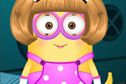 game Minion Girl Dress Up