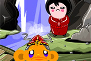 game Monkey GO Happy Ninjas 2