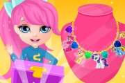 game My Little Pony Friendship Necklace