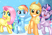 game My Little Pony New Year