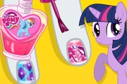 game My Little Pony Sparkling Nails