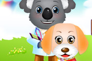 game My Pet Doctor Puppy Care