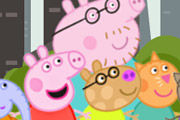 game Peppa Pig Basketball