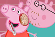 game Peppa Pig Brain Surgery