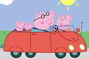 game Peppa Pig Car