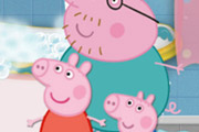 game Peppa Pig Cleaning Day