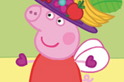 game Peppa Pig Dress Up