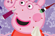 game Peppa Pig Facial Treatment