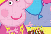 game Peppa Pig Jigsaw Puzzle