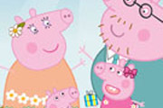game Peppa Pig Mothers Day Happy Time