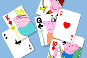game Peppa Pig Solitaire