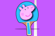 game Peppa Pig Table Tennis
