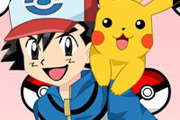 game Pokemon Ash Ketchum Dress Up