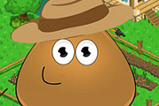 game Pou Farm