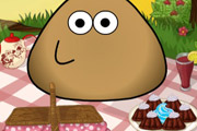 game Pou Picnic