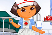 game Pretty Dora Nurse
