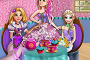 game Princess Bridesmaid Tea Party