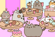game Pusheen's Birthday Party