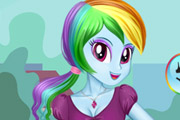 game Rainbow Dash New Look