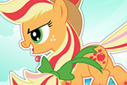 game Rainbow Power Applejack