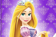 game Rapunzel Dream Dress