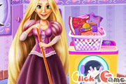 game Rapunzel Housekeeping Day