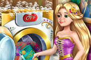 game Rapunzel Laundry Day