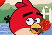 game Rolling Angry Birds