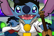 game Stitch Dress Up