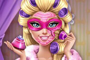 game Super Barbie Real Makeover