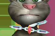 game Talking Tom Neck Surgery